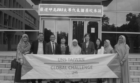 UNS Global Challenge to Taiwan